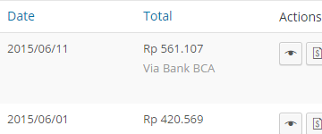 WooCommerce Indonesia Bank