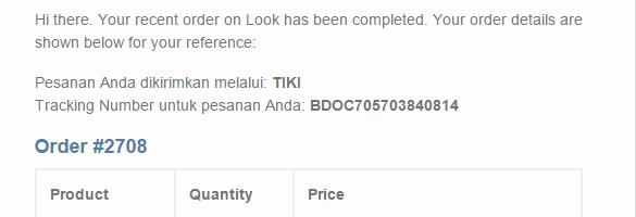 WooCommerce TIKI Shipping